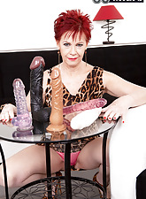 Laying on a brand-new 60Plus MILF foreigner England